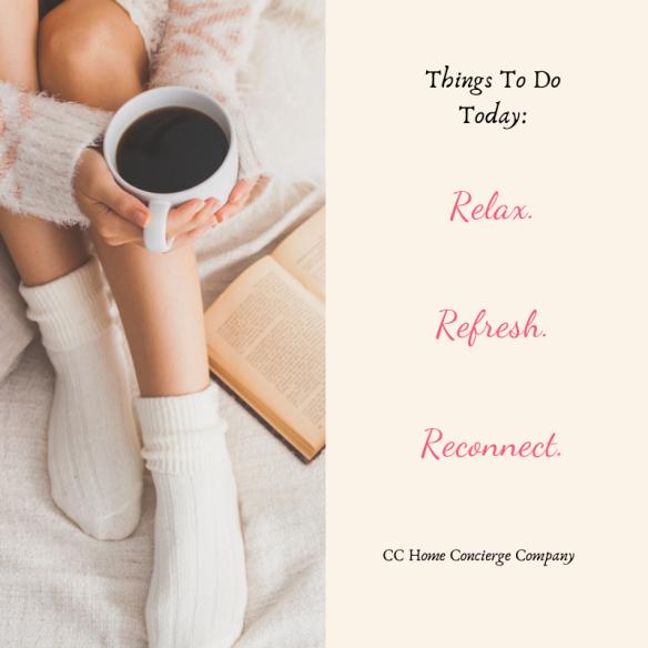 RelaxRefreshReconnect